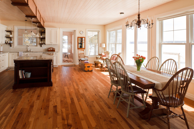 Lake Dore - Cottage - Traditional - Dining Room - ottawa - by Gaylord ...