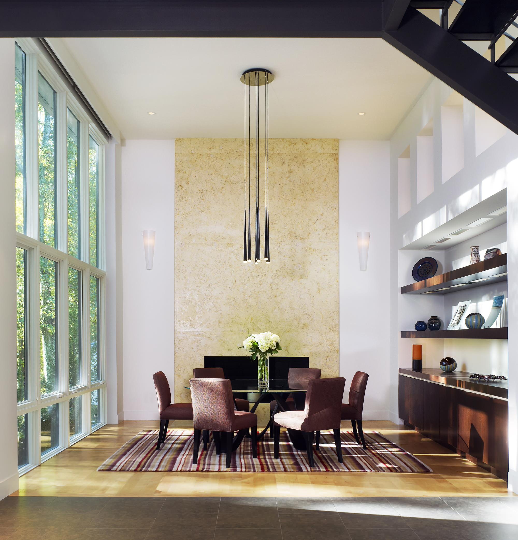 High Ceiling Lighting Houzz