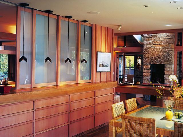 Shorewood, MN 2002 contemporary-dining-room