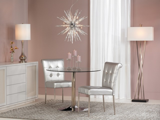 Delicieux Lamps Plus Contemporary Dining Room