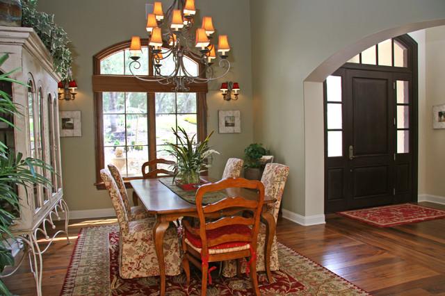 Landmark Builders traditional-dining-room