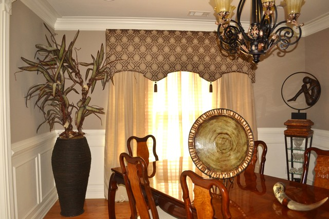Langley Home Traditional Dining Room Atlanta By