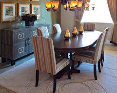 LAS VEGAS Home contemporary-dining-room