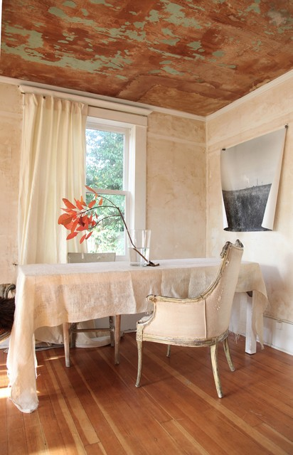 le marche st george shabby chic style dining room