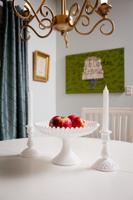 Leemis Residence contemporary-dining-room