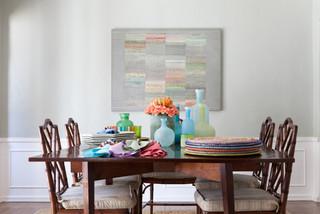 Leslie Hunt - Westwood - Eclectic - Dining Room - Los Angeles