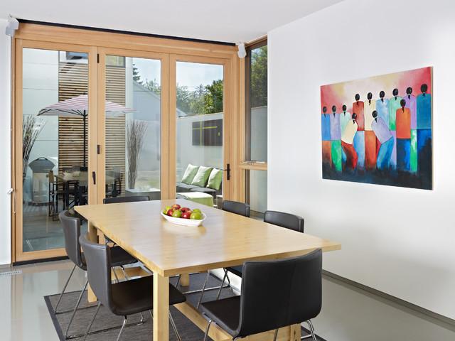 LG House modern-dining-room