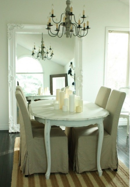 Life in the Fun Lane Blog eclectic dining room