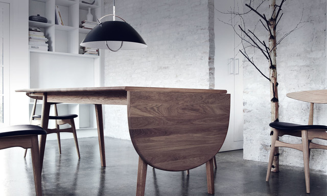 Lifestyle: Dining Rooms modern-dining-room