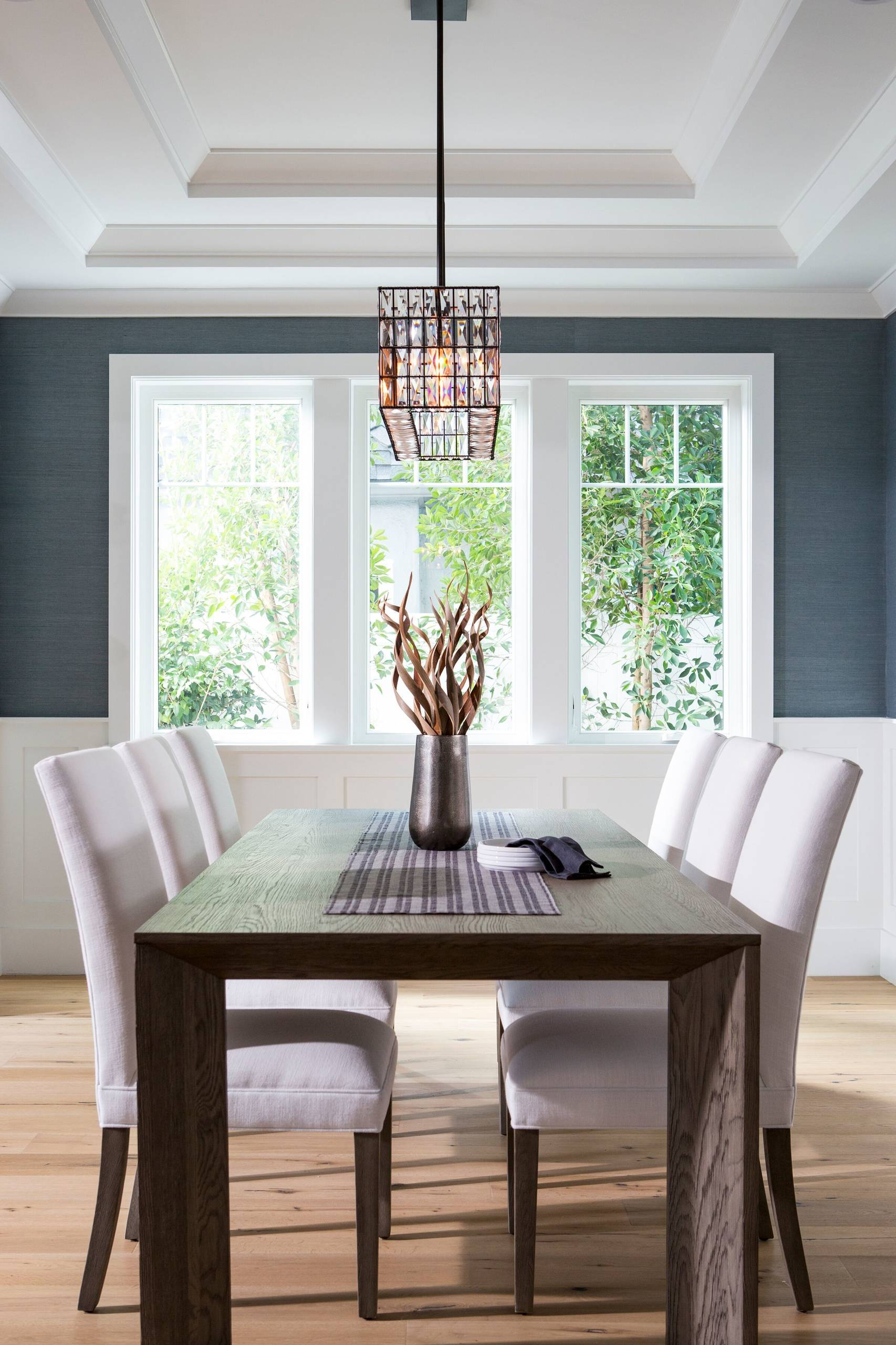 Light and Colorful Dining room and Breakfast nook