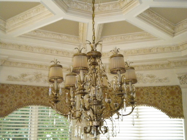 Light Fixture Traditional Dining Room Other By Alfonso DiLauro