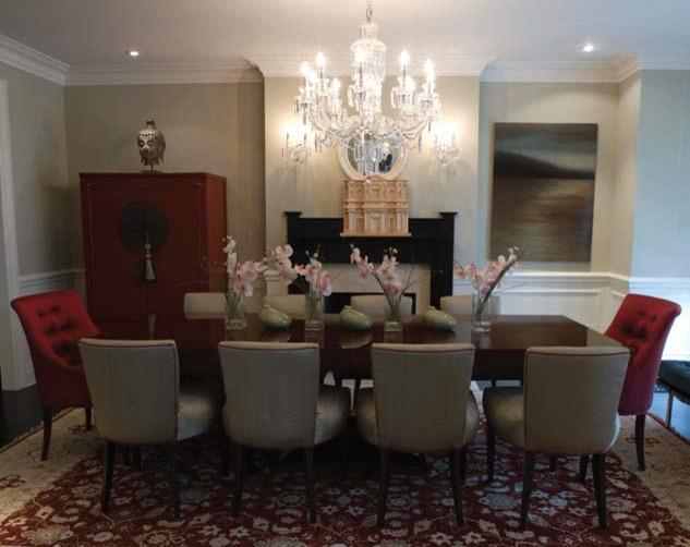 Light study traditional-dining-room