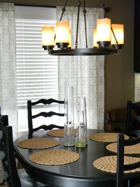 Lighting dining-room
