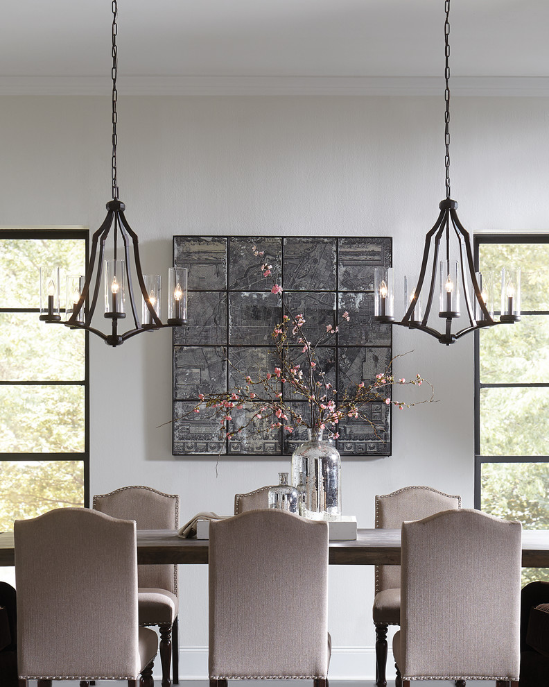 lighting products  transitional  dining room  charlotte