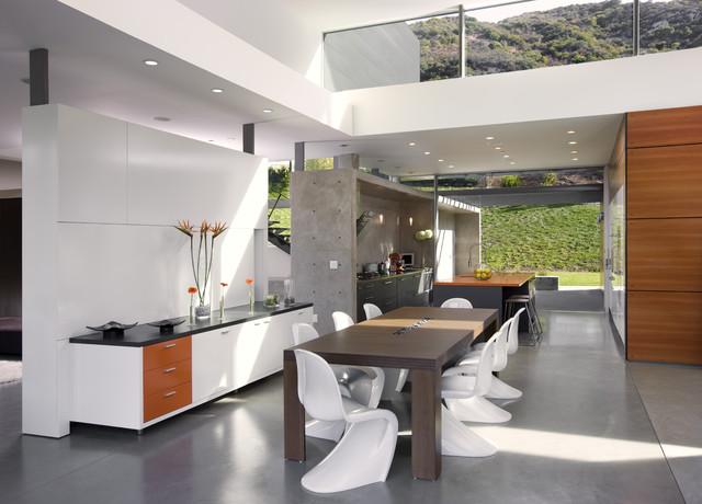 Abramson Teiger Lima Residence modern-dining-room