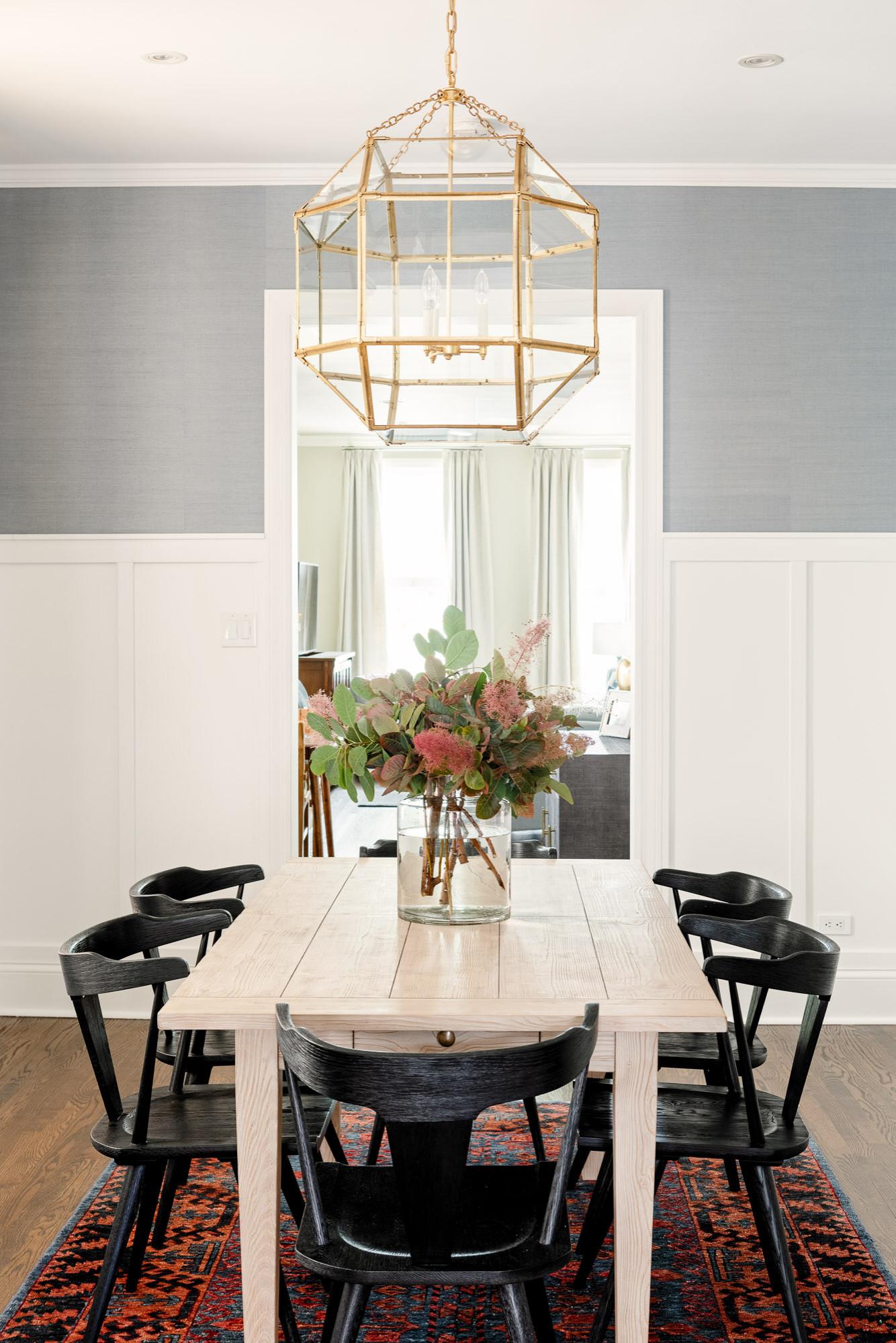 Beautiful Wainscoting Dining Room, Wainscoting Dining Room