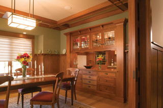 Dining Room on Traditional Dining Room Design By Los Angeles Design Build