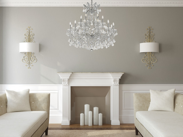 living room dining room chandeliers transitional dining room