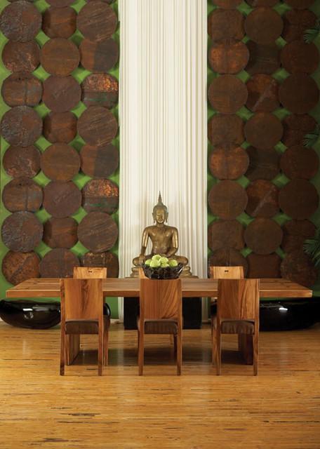 Living Room Inspiration modern-dining-room