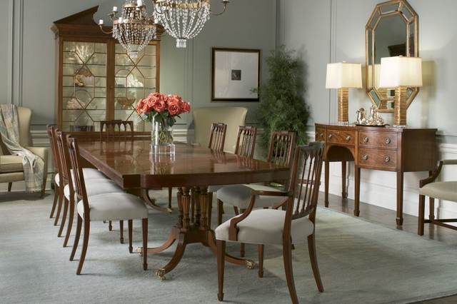 Living Room Inspiration Traditional Dining Room