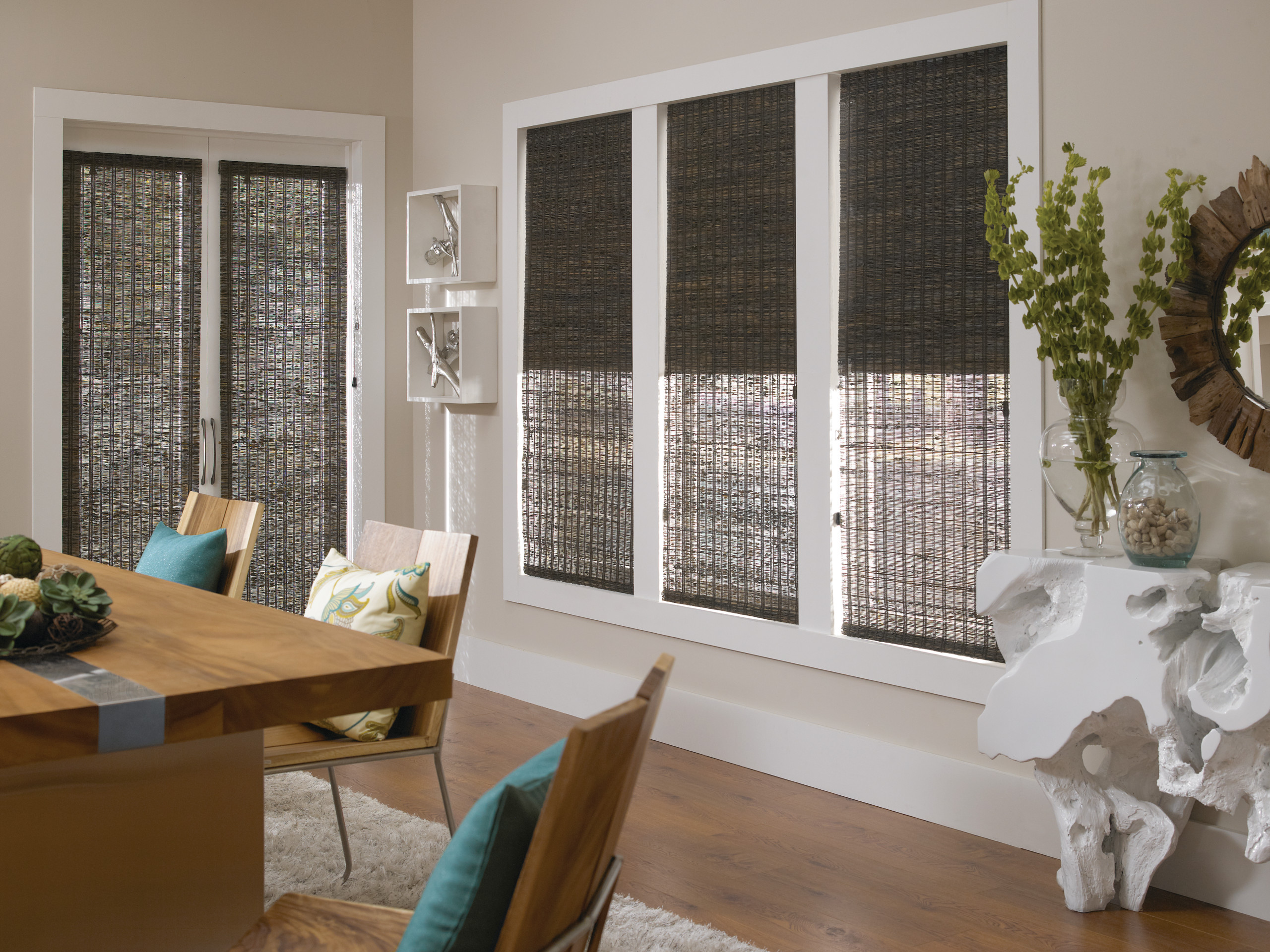Living Room Window Treatments Houzz