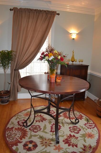 Liz traditional-dining-room