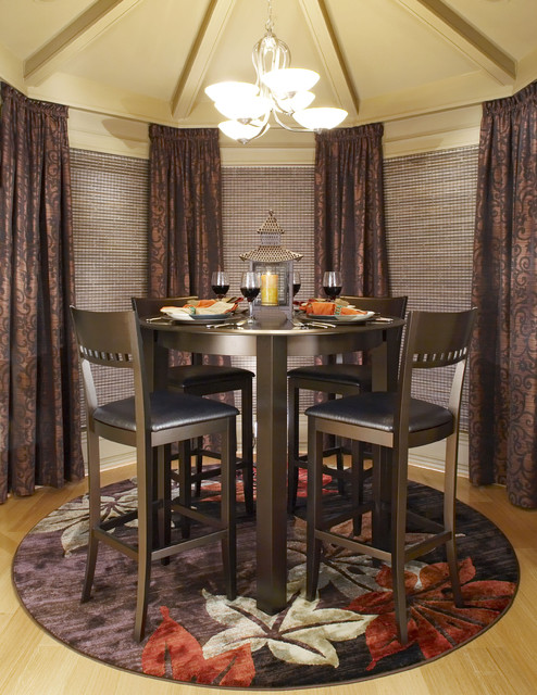 Local room makeovers modern dining room dallas by for Local interior decorators