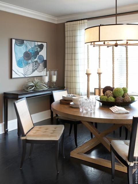 Locust Valley Estate traditional-dining-room