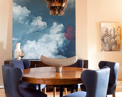 LoDo Loft contemporary-dining-room