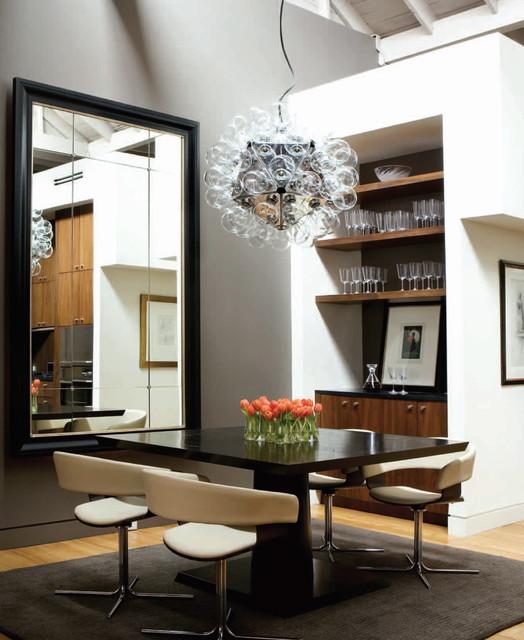 Loft dining room for Loft dining room ideas