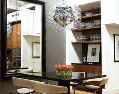 Loft Dining Room contemporary-dining-room