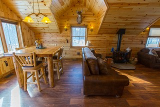 Log Siding Knotty Pine Paneling Barn Wood Paneling