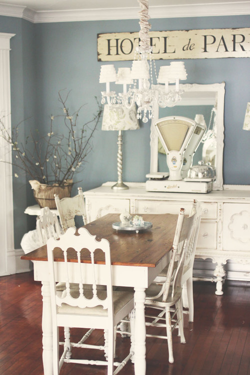 This Wall Color Is Amazing! What Color Is It? It Looks Like Benjamin  Mooreu0027s Buxton Blue.