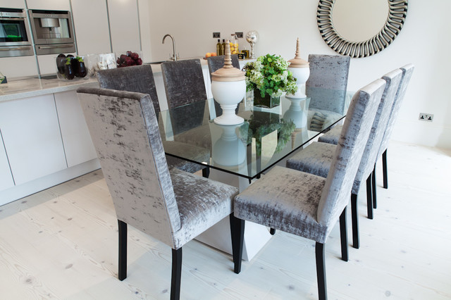 london se21 show home dining room london by kt id