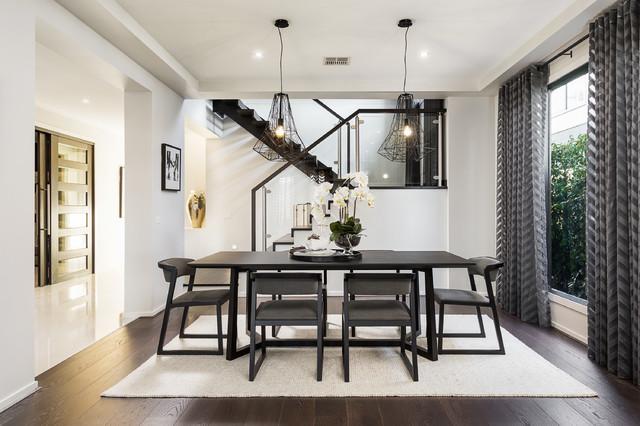 Lookbook Black Label Contemporary Dining Room