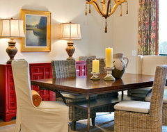 Lorraine Vale transitional-dining-room