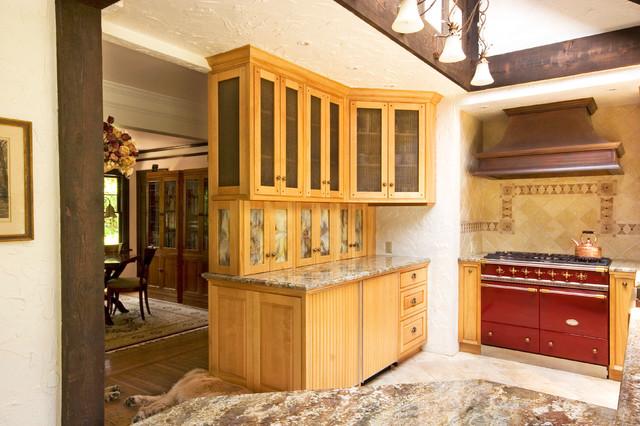 Los Altos traditional-dining-room