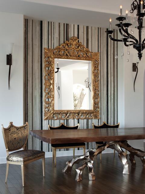 Los Gatos Residence modern-dining-room