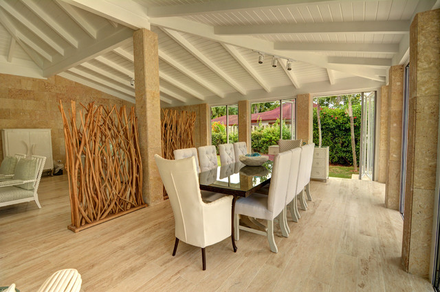 Los lagos beach style dining room other by
