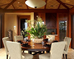 Lot 82 tropical dining room