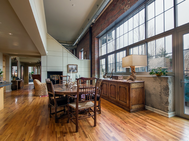 Lowry Steam Lofts Asian Dining Room Denver By Teri