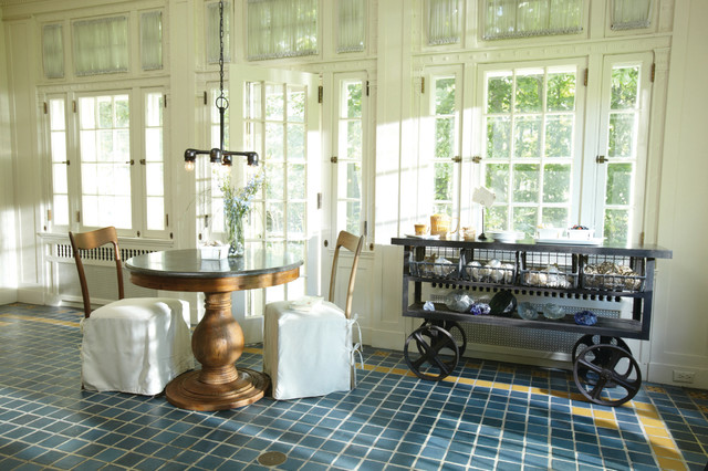 Exceptional Luca Dining Table Eclectic Dining Room