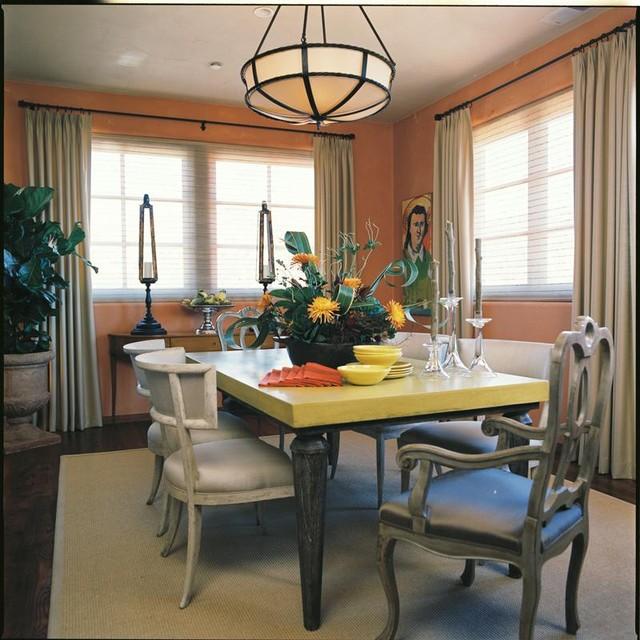 Lucas Valley Estate-Dining Room contemporary-dining-room