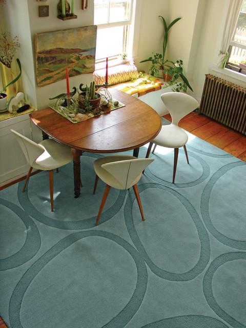 Lulu Dining Room modern-dining-room