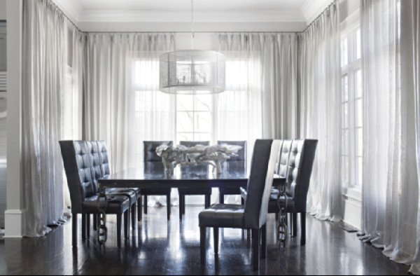 Luxury Dining Room Modern Dining Room DC Metro By DC Interior