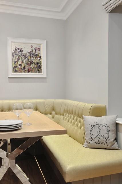 Luxury Kitchen - Chepstow - Modern - Dining Room - Other ...