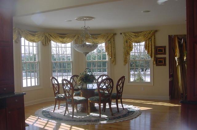 M. Silberstein, Inc. Interior Design traditional-dining-room