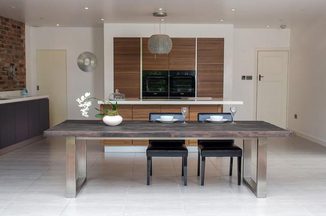 Mac+Wood \'Signature\' Dining Table - Moderne - Salle à Manger ...