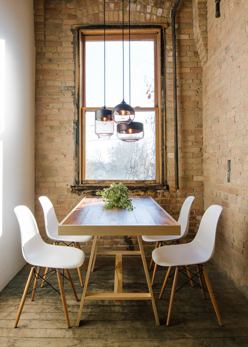 Madison Lofts Breakfast Nook