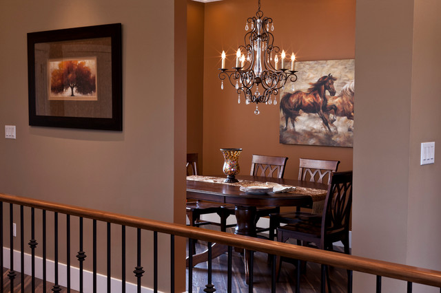 Madison park homes website photos house 1 traditional for The dining room ennis